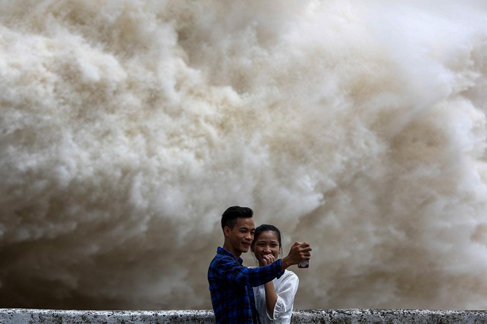 Тайфун Талас во Вьетнаме