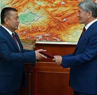Президент вручил СДПК мандат на формирование коалиции большинства