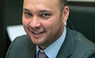 Архивное фото сына экс-президента КР Курманбека Бакиева Максима