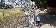 Ноокен районундагы эки айылды Өзбекстан менен чектешкен чек ара