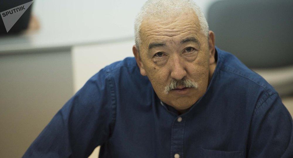 Арихвное фото депутата Жогорку Кенеша Исхака Масалиева