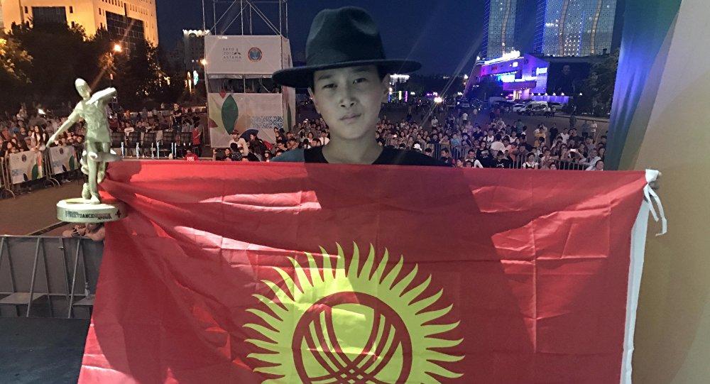 Темирлан Ташматов на фестивале Summer Dance Forever