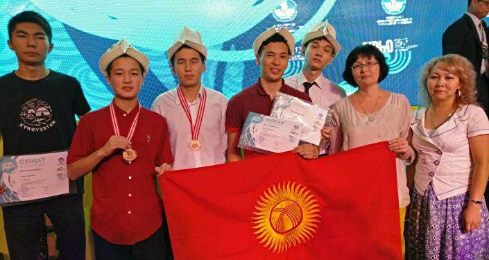 Русские школьники завоевали 2 золотые медали наМеждународной биологической олимпиаде