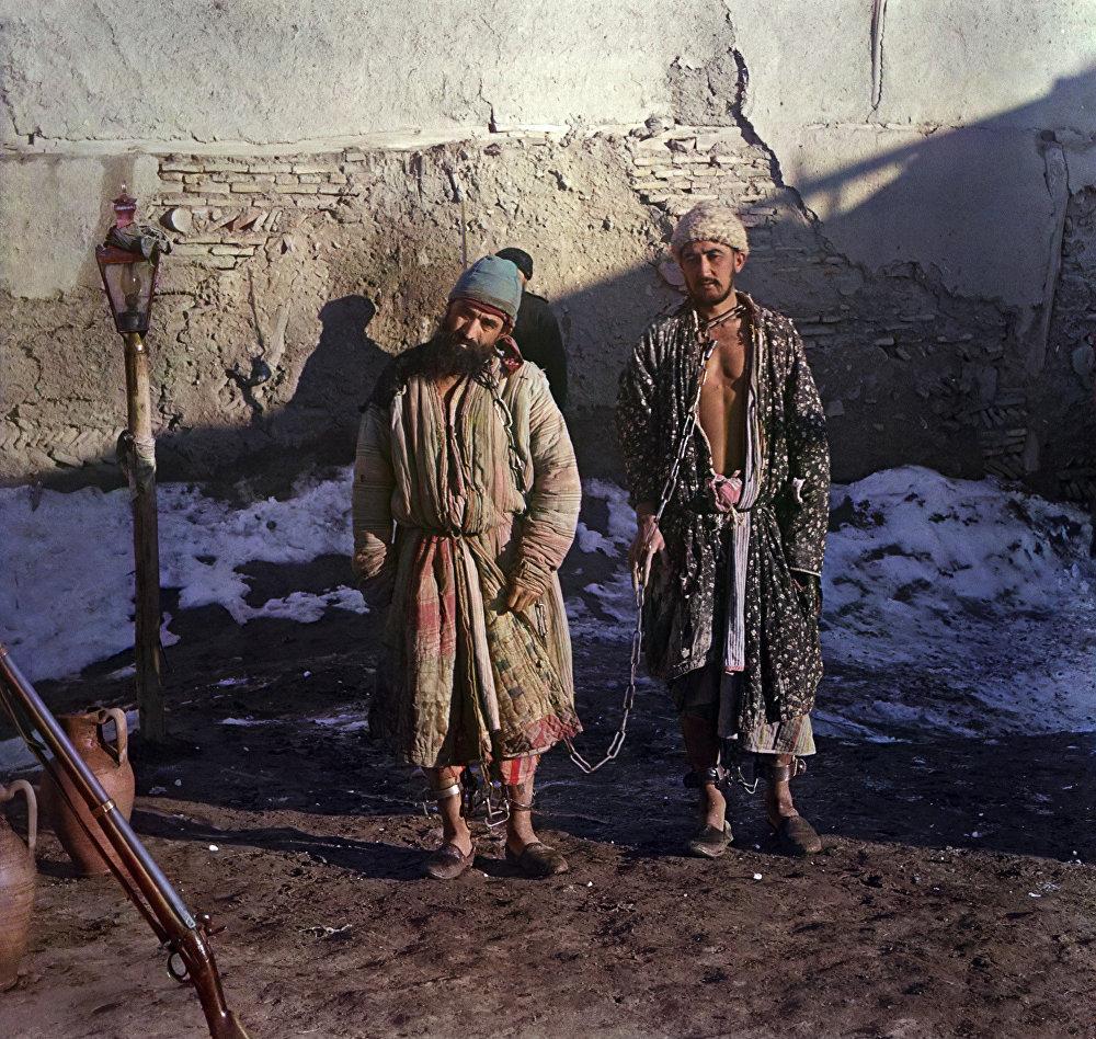 Повседневная жизнь и быт народов Центральной Азии с 1905-го по 1915 год