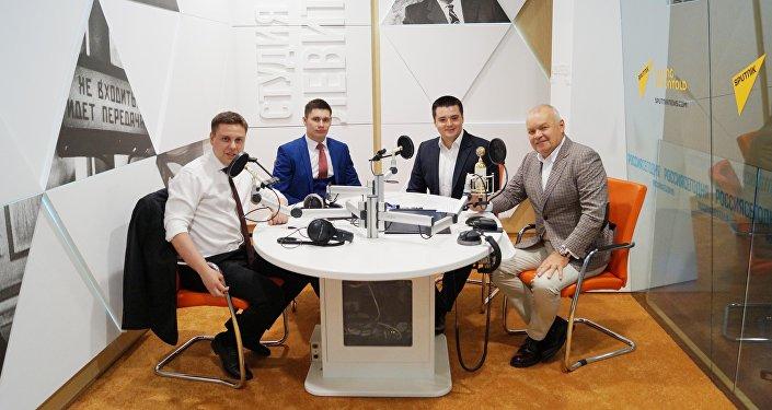 Студия Левитан в Москве