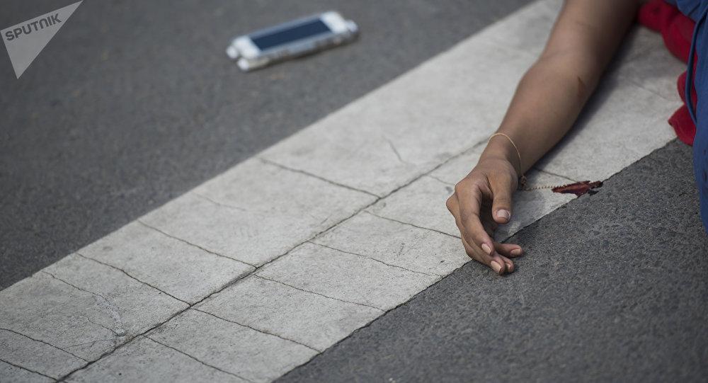 Последствия автонаеда. Иллюстративное фото
