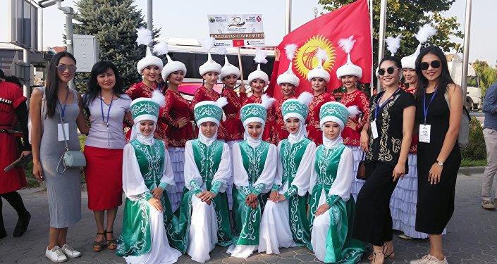 Международный фестиваль Altyn Mobilye в Турции