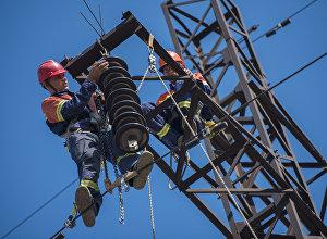 Национальная электрическая сеть Кыргызстана