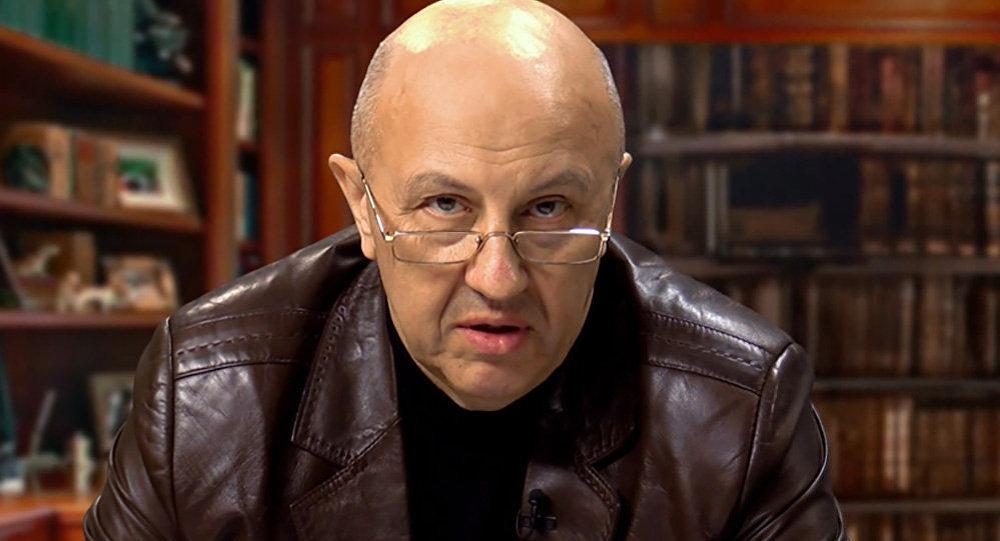 Известный историк, социальный философ, директор Института системно-стратегического анализа РФ Андрей Фурсов