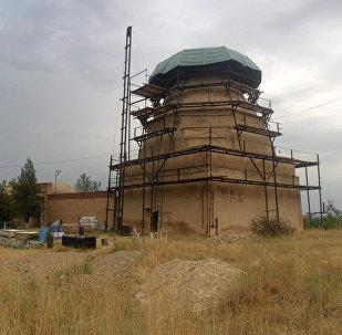 Реставрация уникального историко-архитектурного комплекса Шах-Фазиль в Ала-Букинском районе