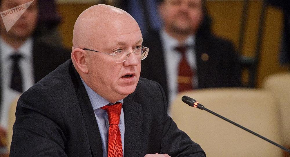 Новый постпредРФ при ООН соответствует высокой планке, взятой Чуркиным— Слуцкий