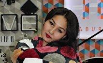 Основатель проекта Келин на час Индира Темирканова