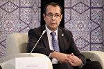 Заместитель министра экономики РУз Шухрат Исмаилов