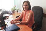 Санэпидемиолог Астаны Карлыгаш Абдишева