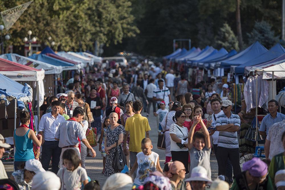 Фестивалдын максаты — кол өнөрчүлүктү колдоо жана өнүктүрүү
