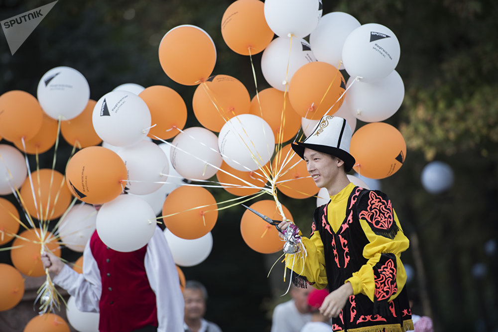 Бишкекте фестиваль 27-30-июль күндөрү, Курманжан датканын эстелигинин алдында өтөт