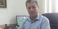 Саламаттык сактоо министрлигинин Ооруларды алдын алуу жана мамлекеттик санэпидемкөзөмөлдөө департаментинин эпидемиологиялык башкармалыгынын башчысы Абдыкадыр Жороев