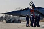 МиГ-31 БМ учагы. Архив