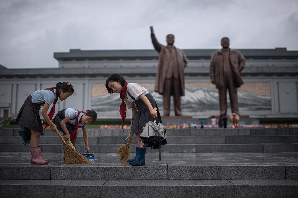 Жизнь в Пхеньяне