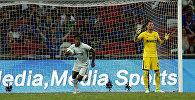 Челси против Интера на международном Кубке чемпионов в Сингапуре. 29 июля 2017 года