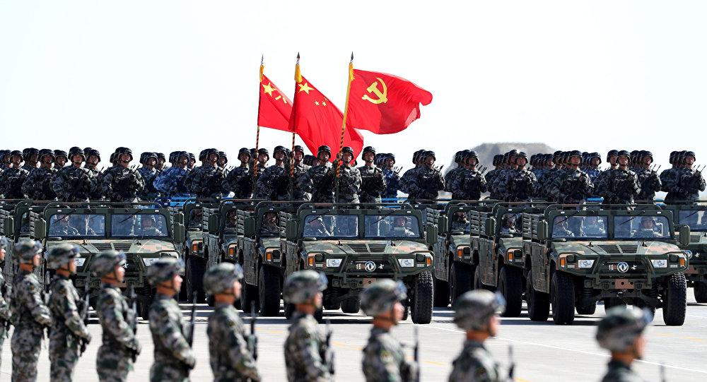 СиЦзиньпин: В Китайская республика необходимо сделать самую сильную армию завсю историю