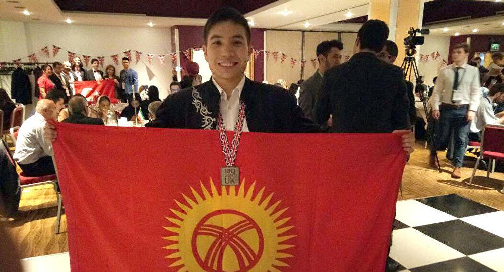 Тульский школьник завоевал золото наМеждународной биологической олимпиаде