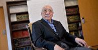 Архивное фото турецкого священнослужителя Фетхуллаха Гюлена