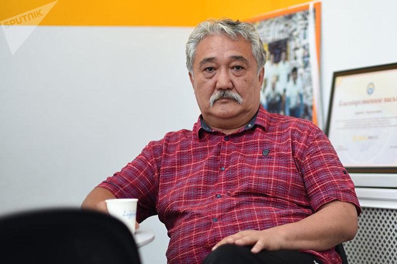 Политолог и эксперт Бакыт Бакетаев
