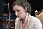 Россиянын балдар акыйкатчысы Анна Кузнецованын архивдик сүрөтү