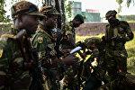 Военнослужащие вооруженных сил Зимбабве. Архивное фото