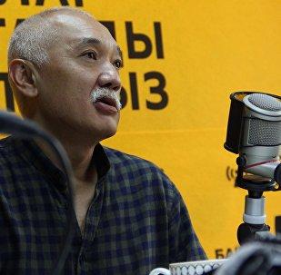 Бизнесмен Эркин Джаманбаев