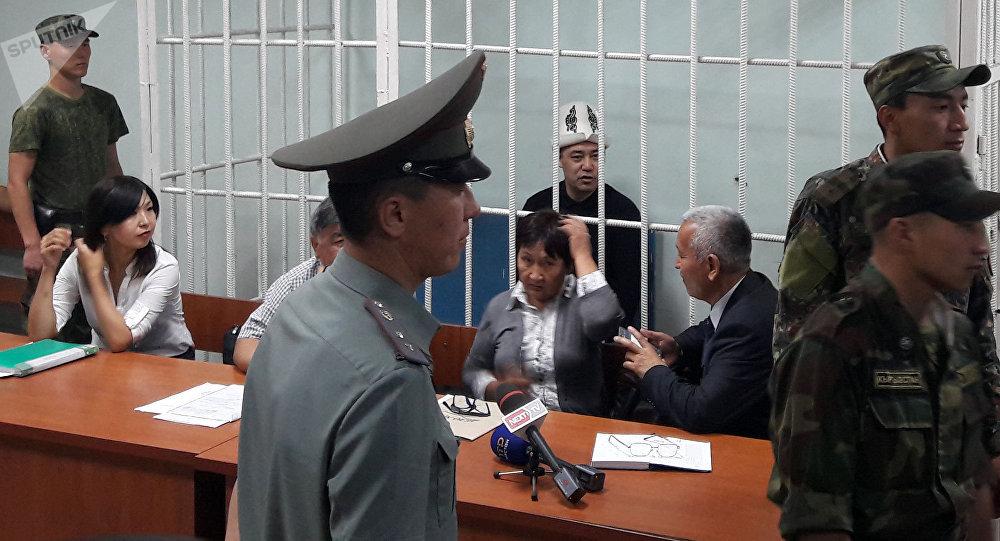 Бывший депутат Жогорку Кенеша Садыр Жапаров. Архивное фото