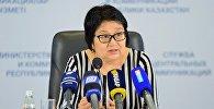 Заместитель председателя комитета по охране прав детей РК Маншук Абдыкарим