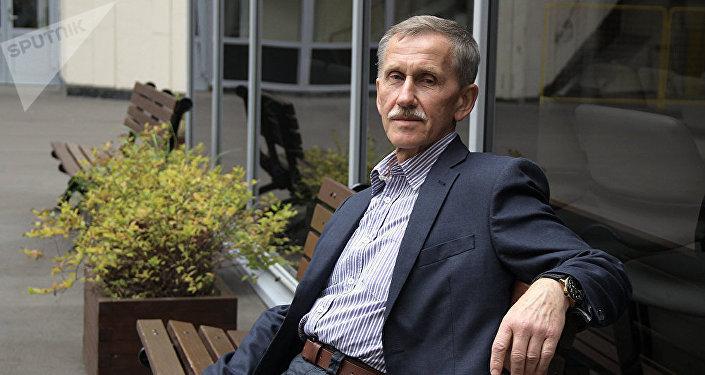 Старший научный сотрудник Центра европейских исследований ИМЭМО РАН Владимир Оленченко. Архивное фото