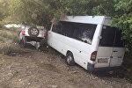 ДТП на объездной трассе в районе села Алга