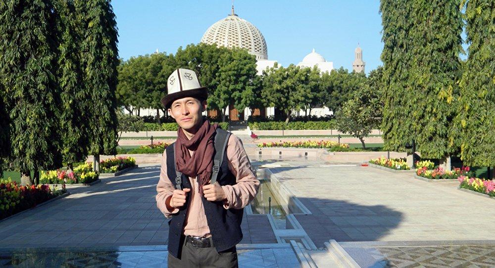 Кесиби боюнча философ, Жусуп Баласагын атындагы кыргыз улуттук университетинин мугалими Миррахим Опош мырза
