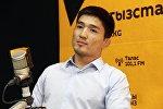 Кыргызстандык мушкер Самат Эмилбековдун архивдик сүрөтү