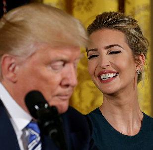 Советник Белого дома Иванка Трамп
