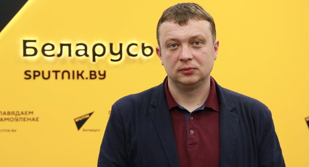 Российский политический эксперт, писатель Семен Уралов