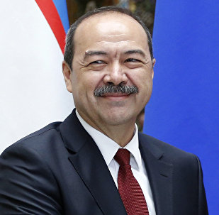 Архивное фото премьер-министра Узбекистана Абдуллы Арипова