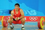 Оор атлетчи Улан Молдодосовдун архивдик сүрөтү