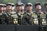 Түндук Корея аскерлери. Архивдик сүрөт