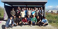 Юбилей выпускников села Талды-Суу