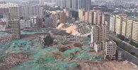 Снести целый квартал за 20 секунд — как в Китае разрушили 36 высоток