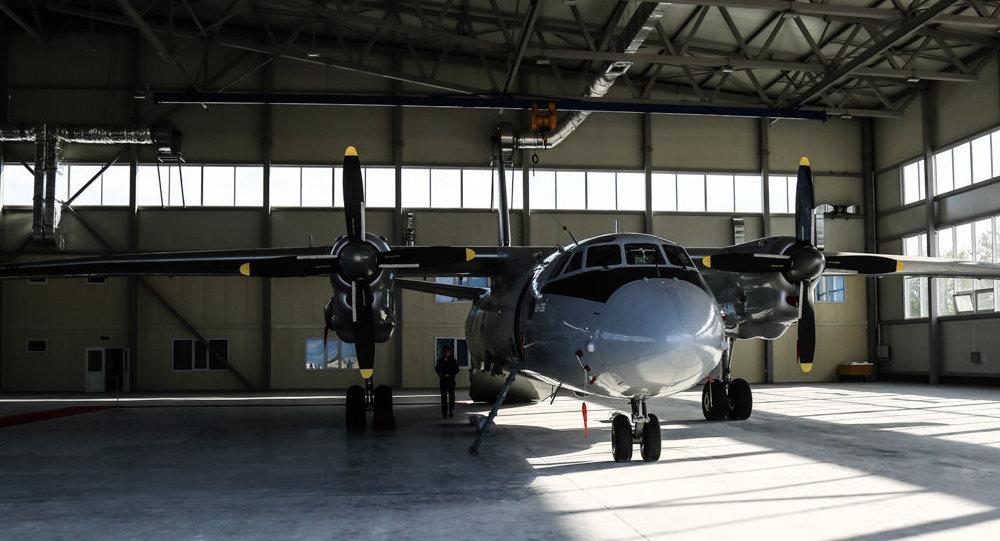 В Канте состоялась церемония передачи Россией Киргизии двух военно-транспортных самолетов Ан-26