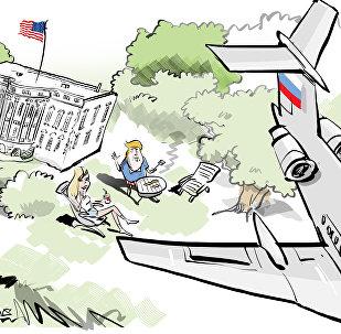 Переполох по-американски