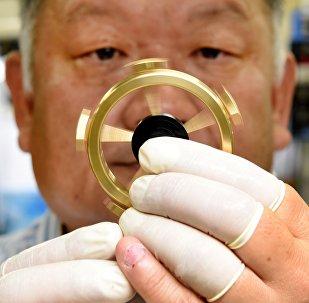 Cборка самого долговращающегося спиннера в Японии