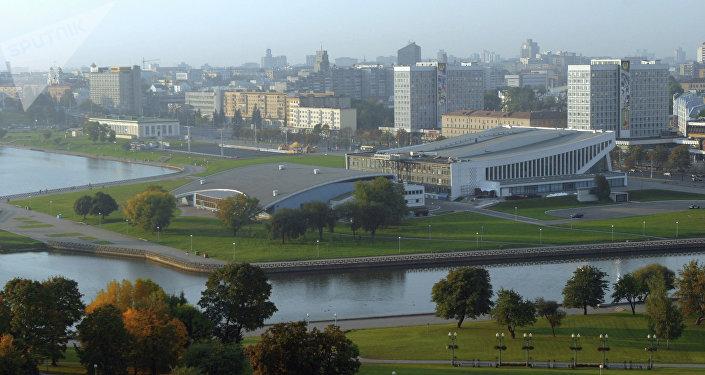 Минск шаары. Архивдик сүрөт