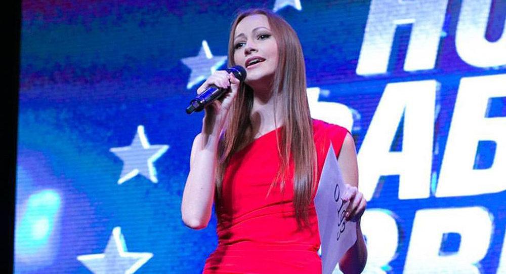 Бишкекская журналистка Елена Полякова, приняла участие в кастинге программы Новая Фабрика звезд