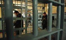 Следственный изолятор в Бишкеке. Архивное фото